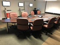 Large Conference table null