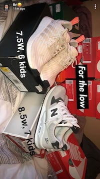 NMD or new balance  New York, 10031