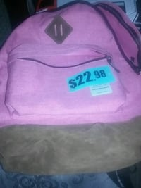 Pink  trailblaxer backpack  Windsor