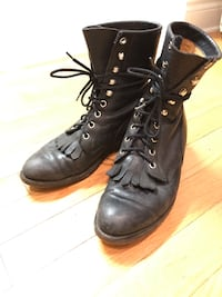 Women's Leather Boots, Size 6.5 Toronto, M4J 1N2