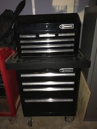 Kobalt tool box, have one already no need for this one let me know if you want to come check it out.  Oakdale, 95361