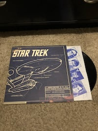 "1976 ""Inside Star Trek"" Record Palm Harbor, 34684"