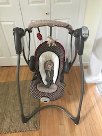 Graco battery operated swing Lititz, 17543