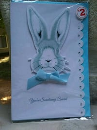 Easter card Norcross, 30092