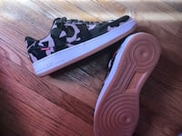 Nike Supreme Air Force Shoes army Toronto