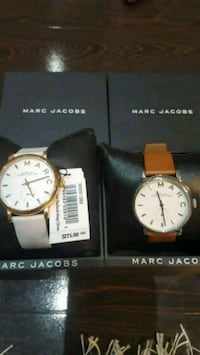 Brand New Condition Marc Jacobs watches  Whitby, L1P 1V5