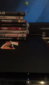 black Sony PS3 game console Richmond, 23222