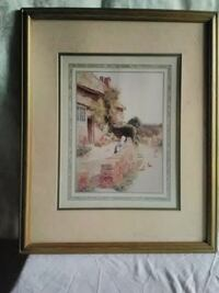 brown wooden framed painting of woman Bowling Green, 42104