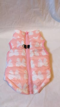 Pink dog vest Lynwood, 90262
