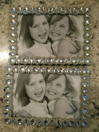 two brown clear gemstone photo frames Kingsport, 37660