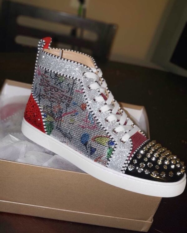 Christian Louboutin high top 4d41e579-2c00-4d0e-bd4a-9b443a14c157