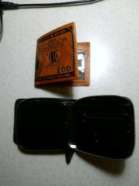 Leather wallets (new)
