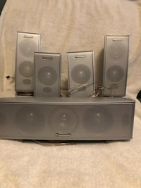 Panasonic Speakers Tested, Works Fairfax, 22030