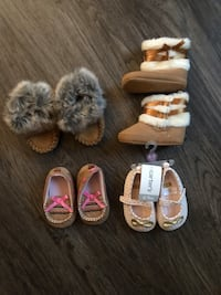 Baby shoes  Quinte West, K0K 3E0