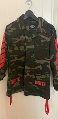 Off white Camouflage Print Antioch, 94531
