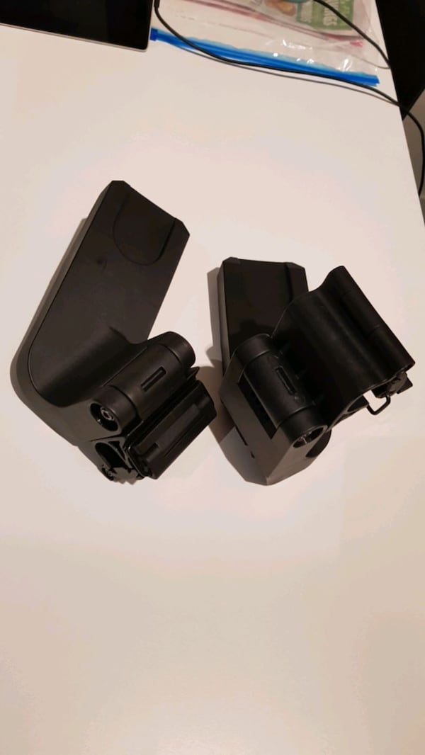 OEM gb Pockit Go All City Infant Car Seat Carrier Adapter Attachments  a5290aef-d716-4a89-8ed3-8fd9f3efaa12