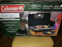 brand new coleman portable bbq Mississauga, L4T 3A5