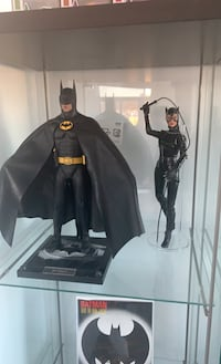 Batman Returns Hot Toys Figures (Catwoman included) Toronto, M3L 1K2