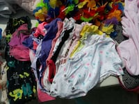 pile of toddler's clothes Fort Pierce, 34951