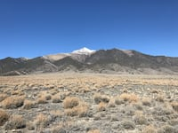 0.55 acres in Kingston, NV with owner finance options Austin, 89310