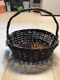 New basket Coquitlam