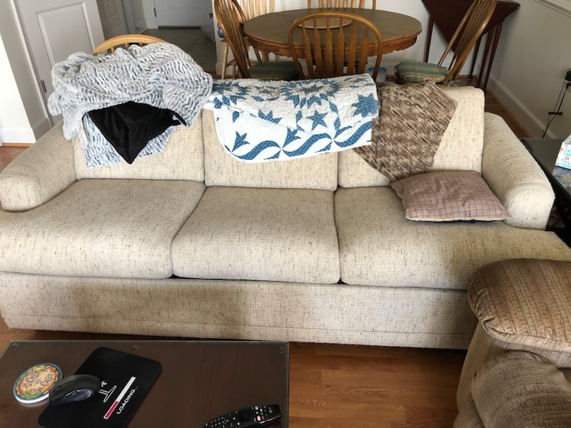 Sofabed in Good Condition 6badc296-6445-461a-acce-608245c38952