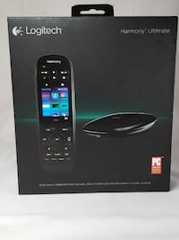 Logitech Harmony Ultimate All in One Remote Manchester