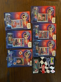 Jeff Gordon lot