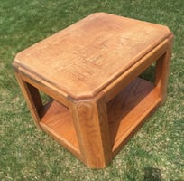 Oak Coffee / Side Table