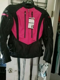 Nwt womens Joe Rocket Motorcycle jacket size mediu Nottingham, 21236