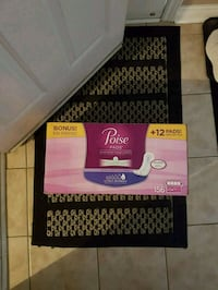 Poise pads costco pack Markham