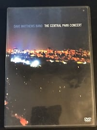 Dave Matthews Band - The Central Park Concert DVD 6 km
