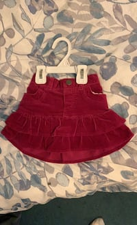 NEW-Corduroy Skirt, size 24mth