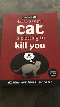 CAT is Plotting To Kill you book