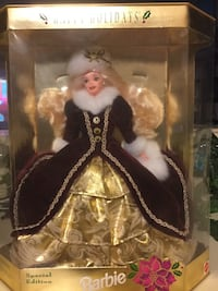 1996 special edition Barbie doll  North Fort Myers, 33917