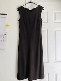Nice brown dress size S . Brand new . Brand : A.B.S made in USA San Jose, 95122