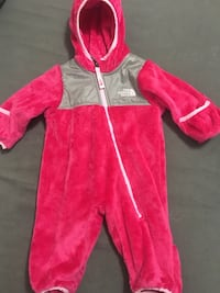 0-3 months north face jacket Toronto, M8Y 1W9