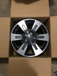 "Honda Ridgeline 18"" Factory wheels (set of four)"