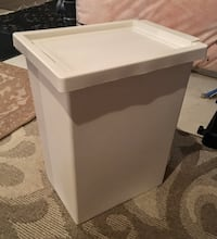 Brand New Ikea Garbage Can White