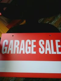 Garage and Plant sale in Stirling may 12 & 13  Hastings County, K0K