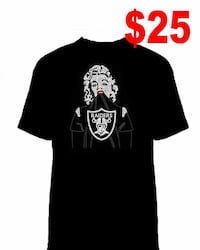 RAIDERS Marilyn Monroe Bling T-Shirt