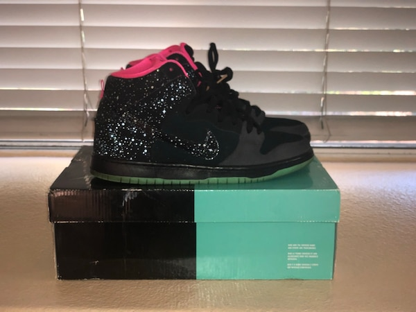 reputable site 9d92e 1c25f Nike SB Dunk Northern Lights High Size 10.5