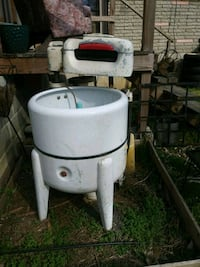 white and gray gas grill Nashville, 37207