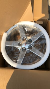 Brand new oem wheels got all 4 from a 2007 corvette  New York, 11416