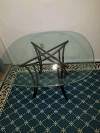Glass Top Table Manassas