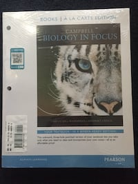*Brand New* Campbell Biology In Focus 2n Edition 242 mi