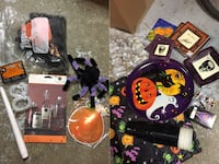 Misc Halloween craft, decor and party supplies Cambridge, N3H 2R6