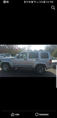 Jeep - Liberty - 2012 Sykesville