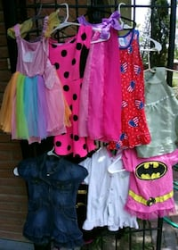 girl's assorted clothes Brownsville, 78520