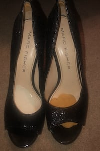 Sparkly Marc Fisher Dress Heels Sz 9 Washington, 20012